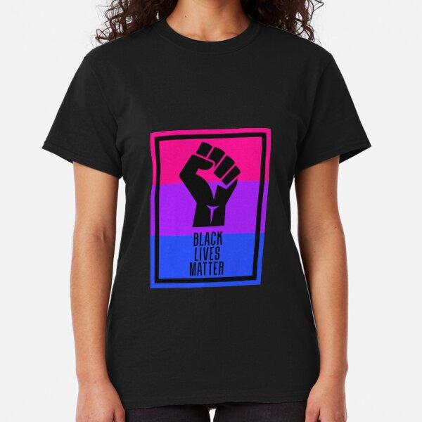 BLM fist - bisexual2 Classic T-Shirt