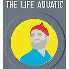 Bill Murray The Life Aquatic  by Creative Spectator