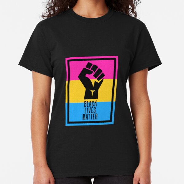 BLM fist - pansexual2 Classic T-Shirt