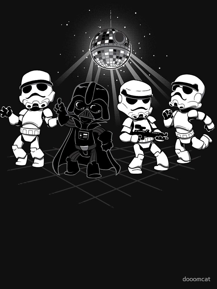 Dark Side Disco Dancing by dooomcat