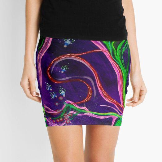The Northern Lights Mini Skirt