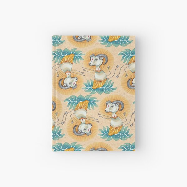 Spider-Ram Hardcover Journal