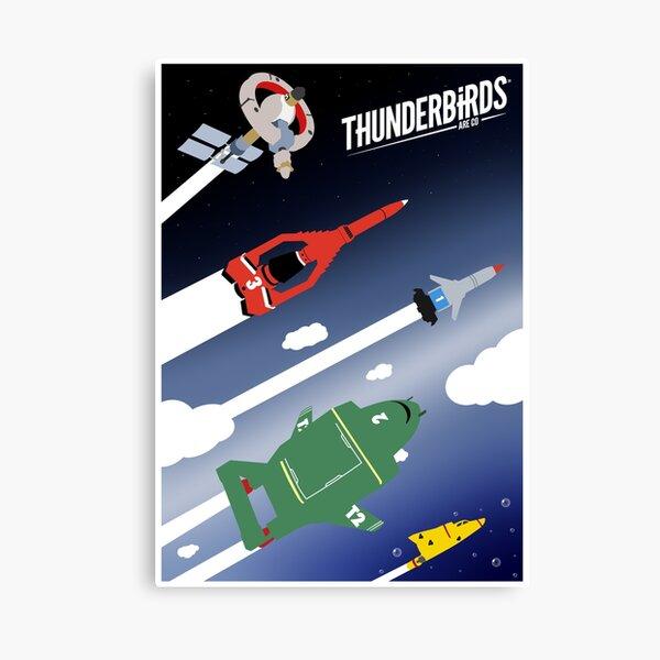 The Thunderbirds are go!  Canvas Print
