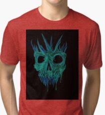 Ghost King Tri-blend T-Shirt