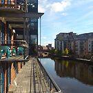 River Aire, Leeds by Chris Ó Cléirigh