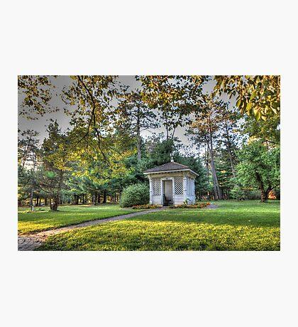 Arbor Lodge Photographic Print