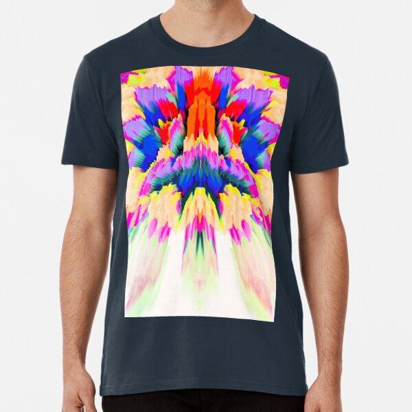 Crystal palace abstract  Premium T-Shirt