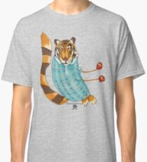 Tiger in Stripes Classic T-Shirt
