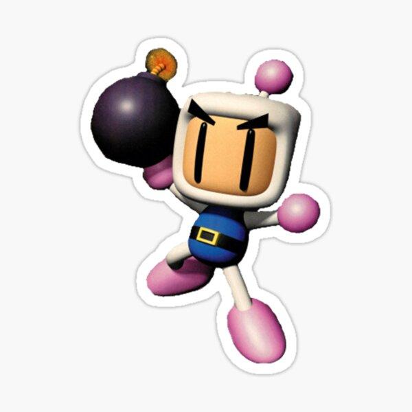 Bomberman World - Bomberman Render Sticker