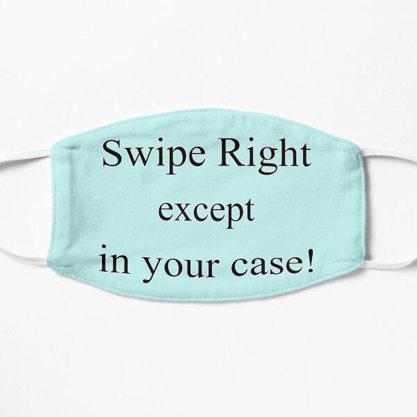 Dating App Design, Swipe Right Mask