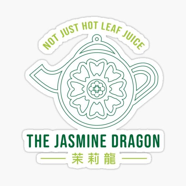 jasmine dragon Sticker