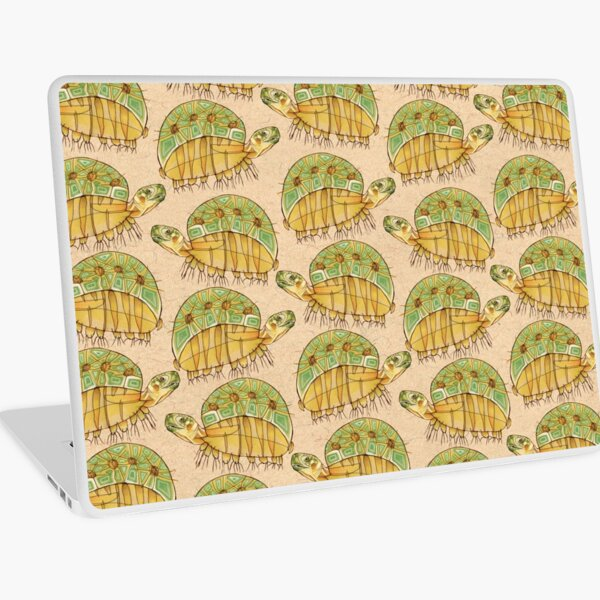 Speedy Turtle Laptop Skin
