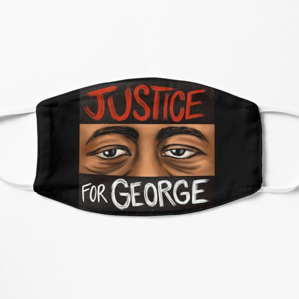 Justice for George Floyd Mask