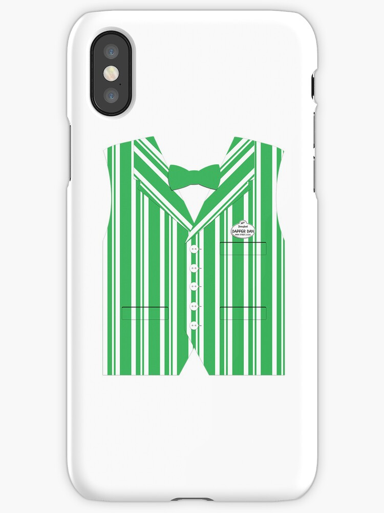 Dapper Dans Vest - Green by jdotcole