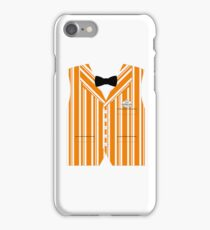 Dapper Dans Vest - Halloween iPhone Case/Skin