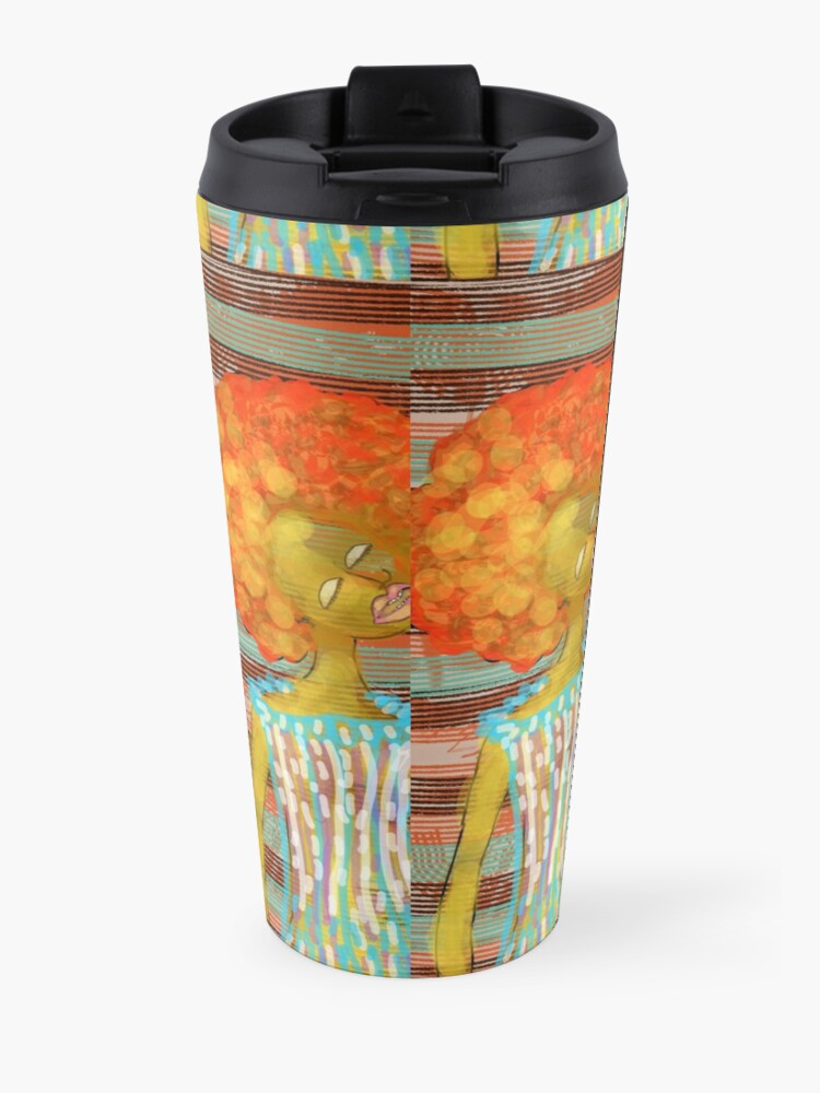 Alternate view of The AfroSoul Sisters Travel Mug
