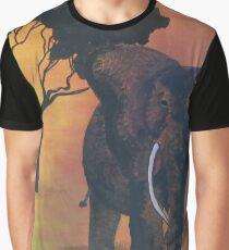 Serengeti Grafik T-Shirt