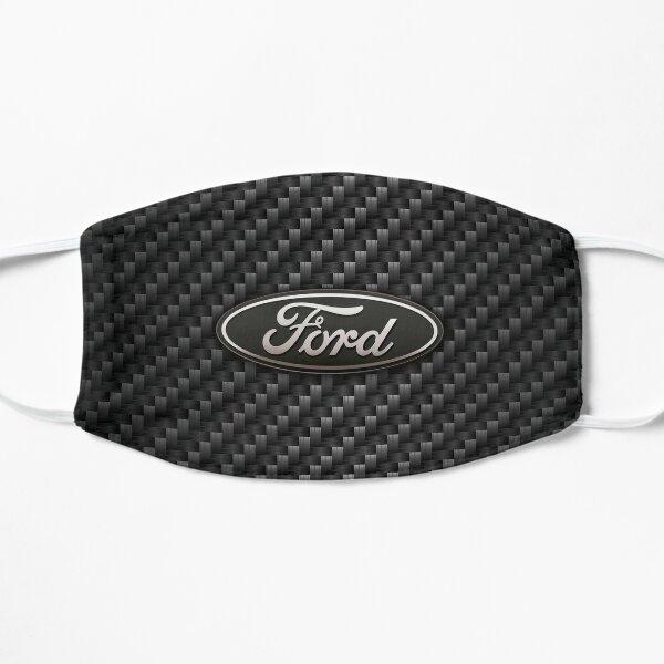 Ford en fibre de carbone Masque sans plis