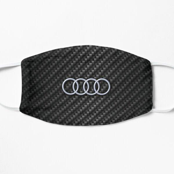 Carbon fiber Audi Mask