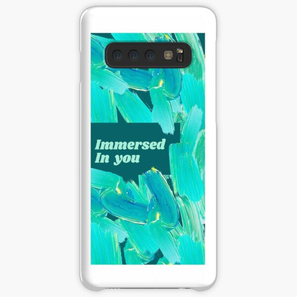 Immersed In You Samsung Galaxy Snap Case