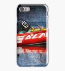 Twin Blades iPhone Case/Skin