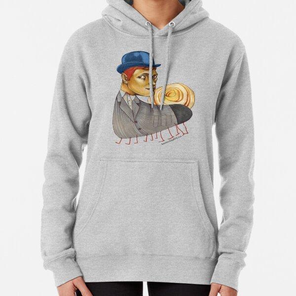 Snailapillar Pullover Hoodie