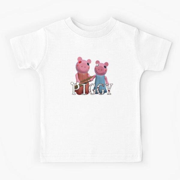 Piggy and Little Brother Kids T-Shirt