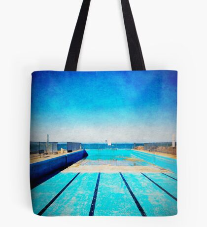 iPhoneography: To the Sea... Tote Bag