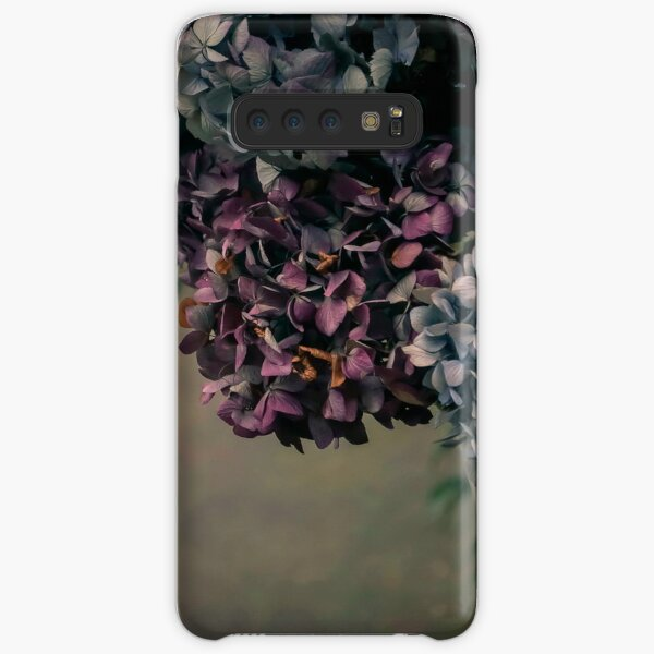 Hydrangea in the Fall Samsung Galaxy Snap Case