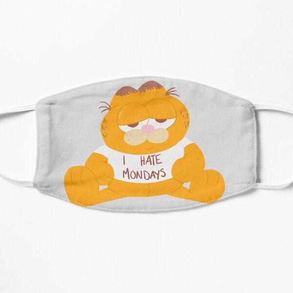 Garfield Cat Face Masks Redbubble