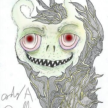 demonic grinch 2 by vocalMOD