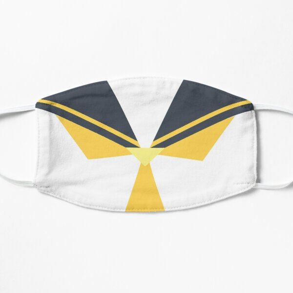 Left Twin (Minimalist) Flat Mask