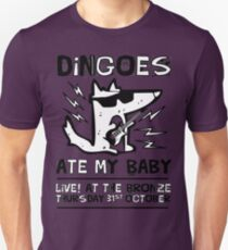 Dingoes Ate My Baby | Buffy The Vampire Slayer Band T-shirt T-Shirt