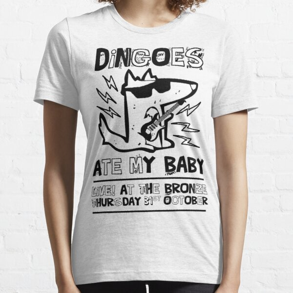 Dingoes Ate My Baby | Buffy The Vampire Slayer Band T-shirt Essential T-Shirt