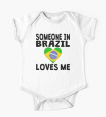 Someone In Brazil Loves Me Kids Clothes