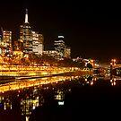 City Glow by Andrew Paranavitana