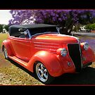 Sweet Roadster by Keith Hawley