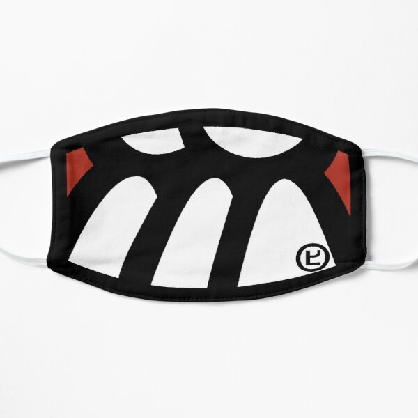 Splatoon Cosplay Firefin Flat Mask