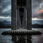 Tasman Bridge - Hobart by alidavisphoto