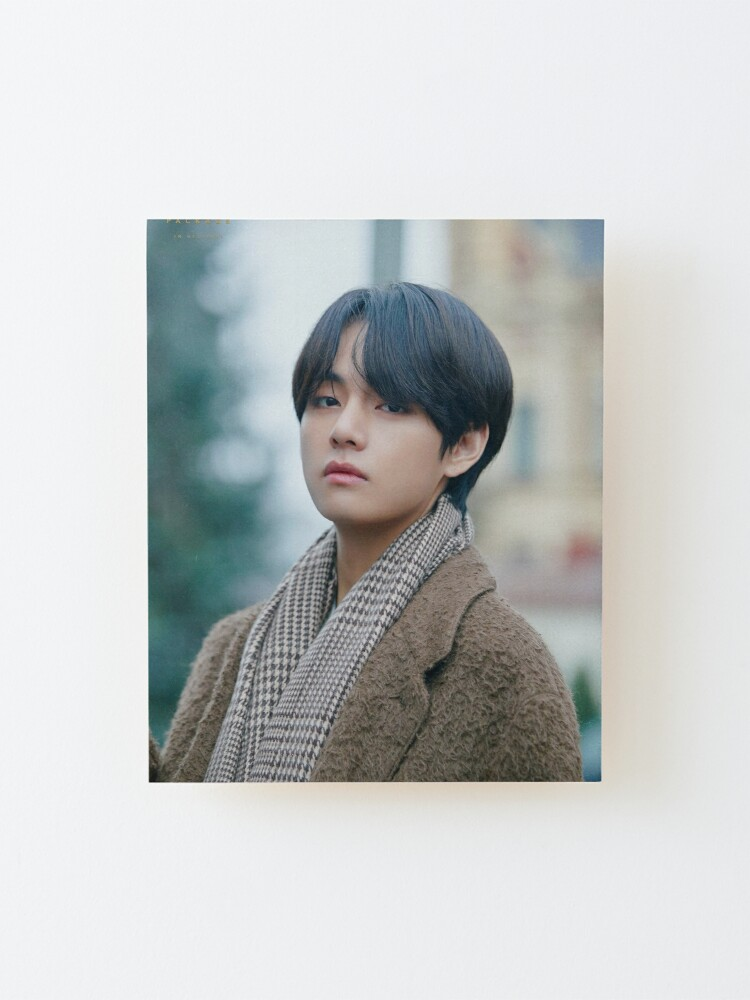 Bts Winter Package In Helsinki V Mounted Print By Bts Emporium Redbubble
