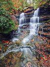 Forgotten Falls October 2012 by Aaron Campbell