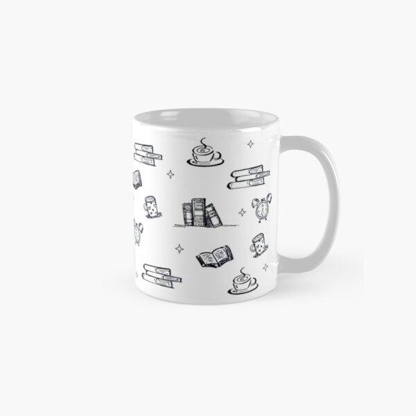 Bibliophile Life Classic Mug