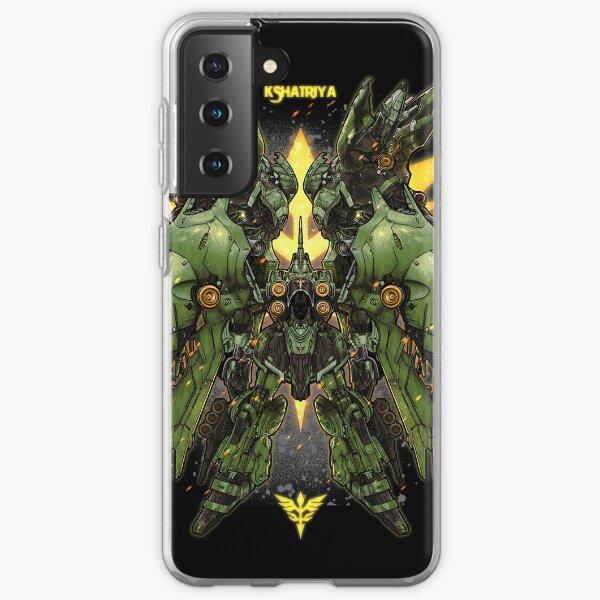 Gundam Khsatriya Samsung Galaxy Soft Case