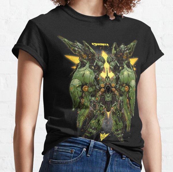 Gundam Khsatriya Classic T-Shirt