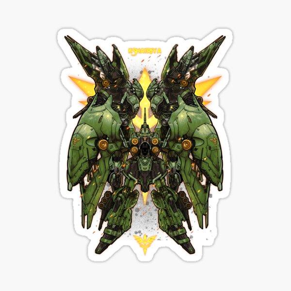 Gundam Khsatriya Sticker