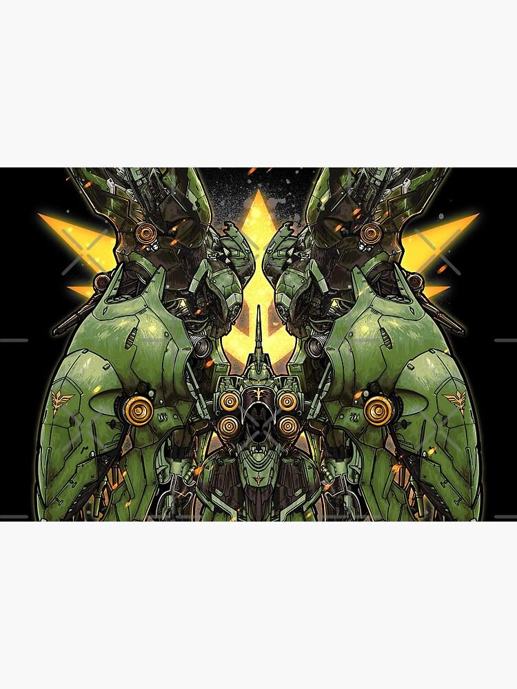 Gundam Khsatriya by awanndus