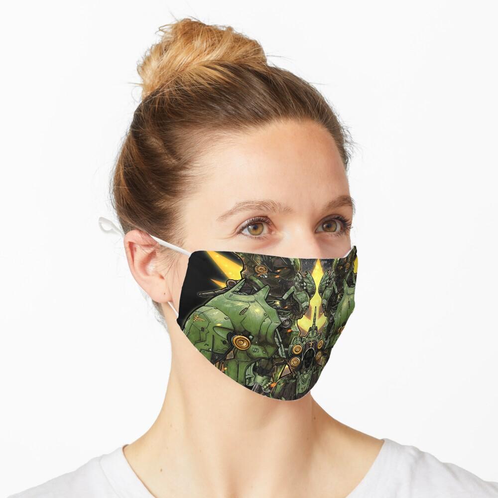 Gundam Khsatriya Mask
