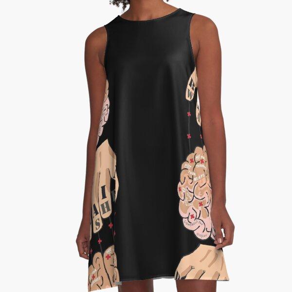 However A-Line Dress