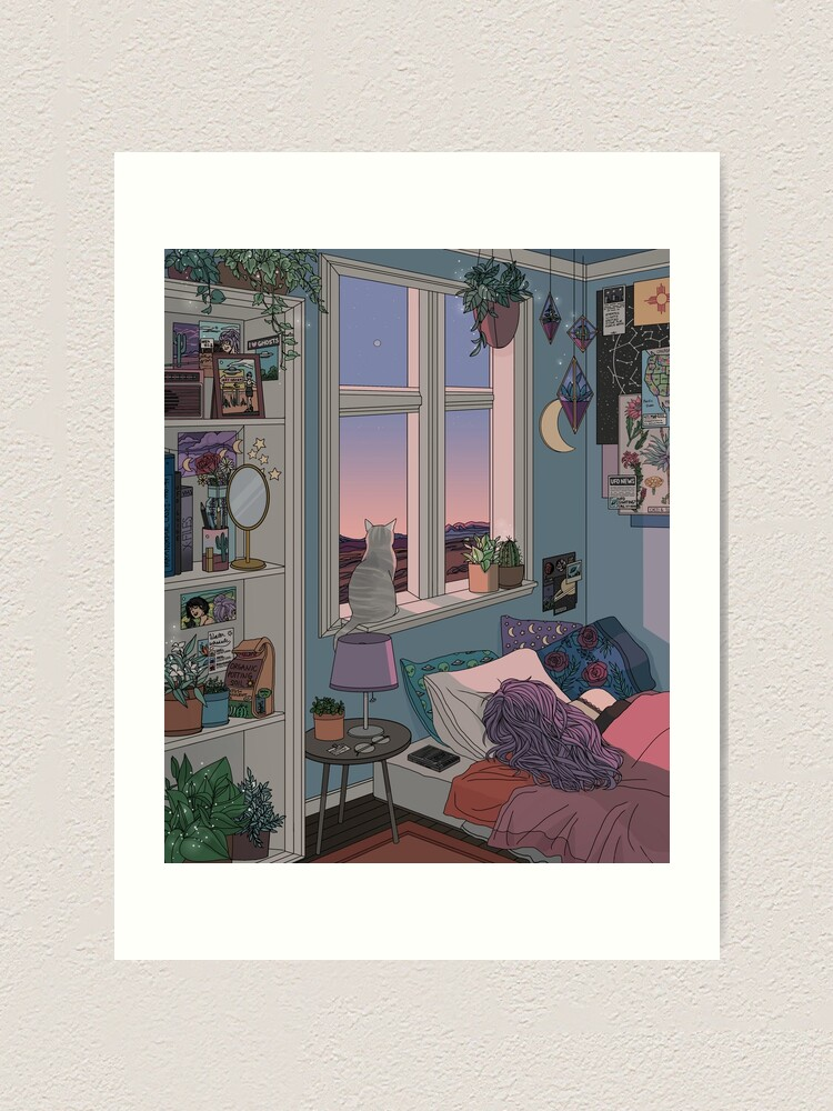 Alternate view of Early Morning Art Print