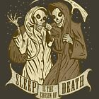Sleep is the cousin of Death by Joozu